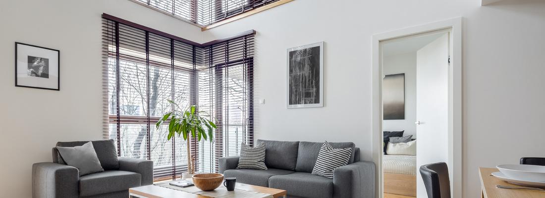 Anpassung der Fensterabdeckungen
