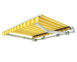 SILVER PLUS Terrassenmarkise ohne CLASSIC Kassette