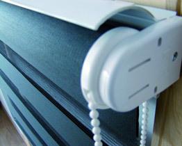 Rollladen Halbtages MGS - an der Wand / Decke